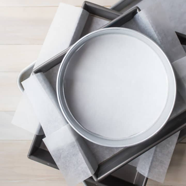 How to Line Pans with Parchment