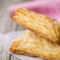 Easy Homemade Puff Pastry Recipe