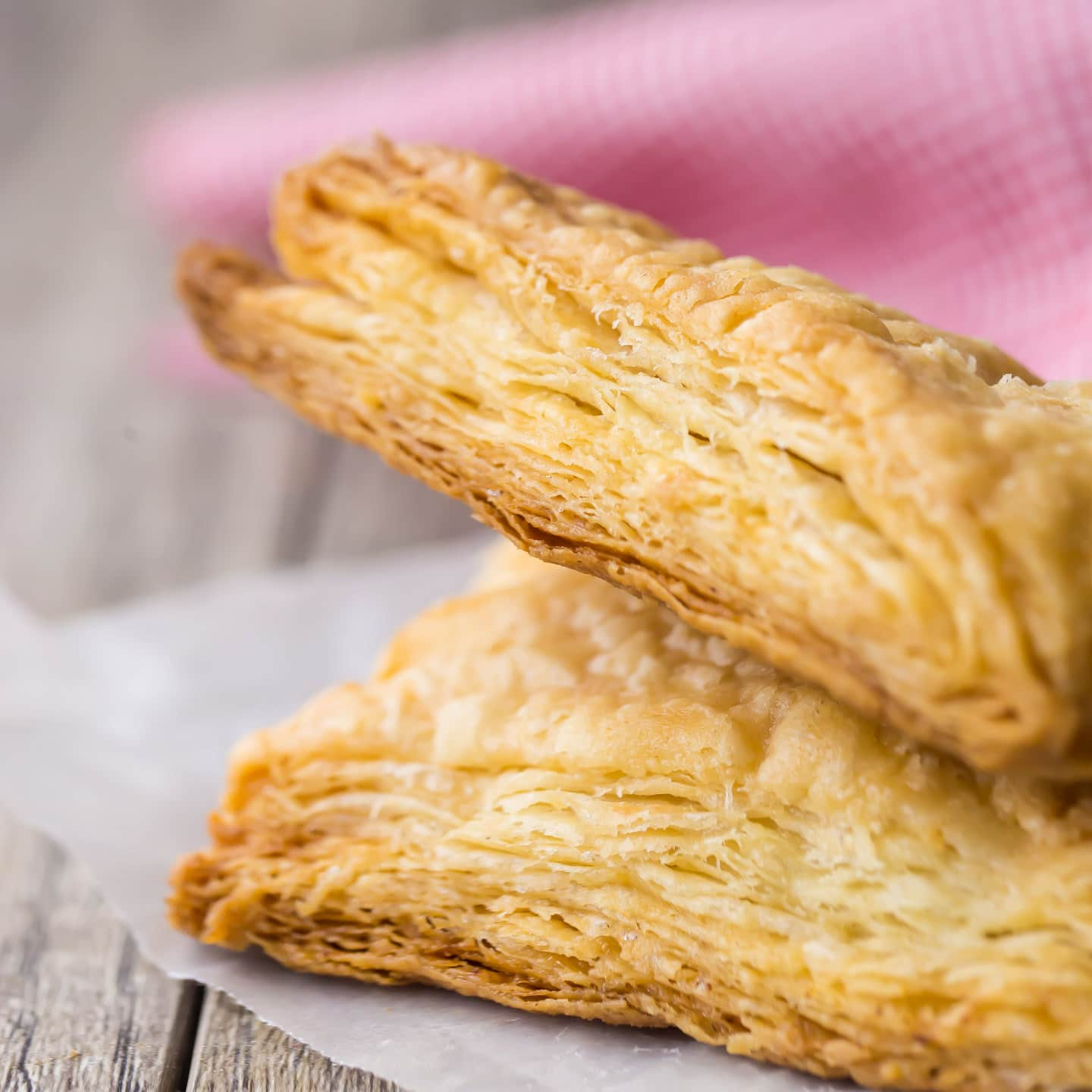 Easy Homemade Puff Pastry Recipe - Baking A Moment
