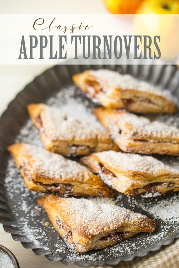 Classic Apple Turnover Recipe