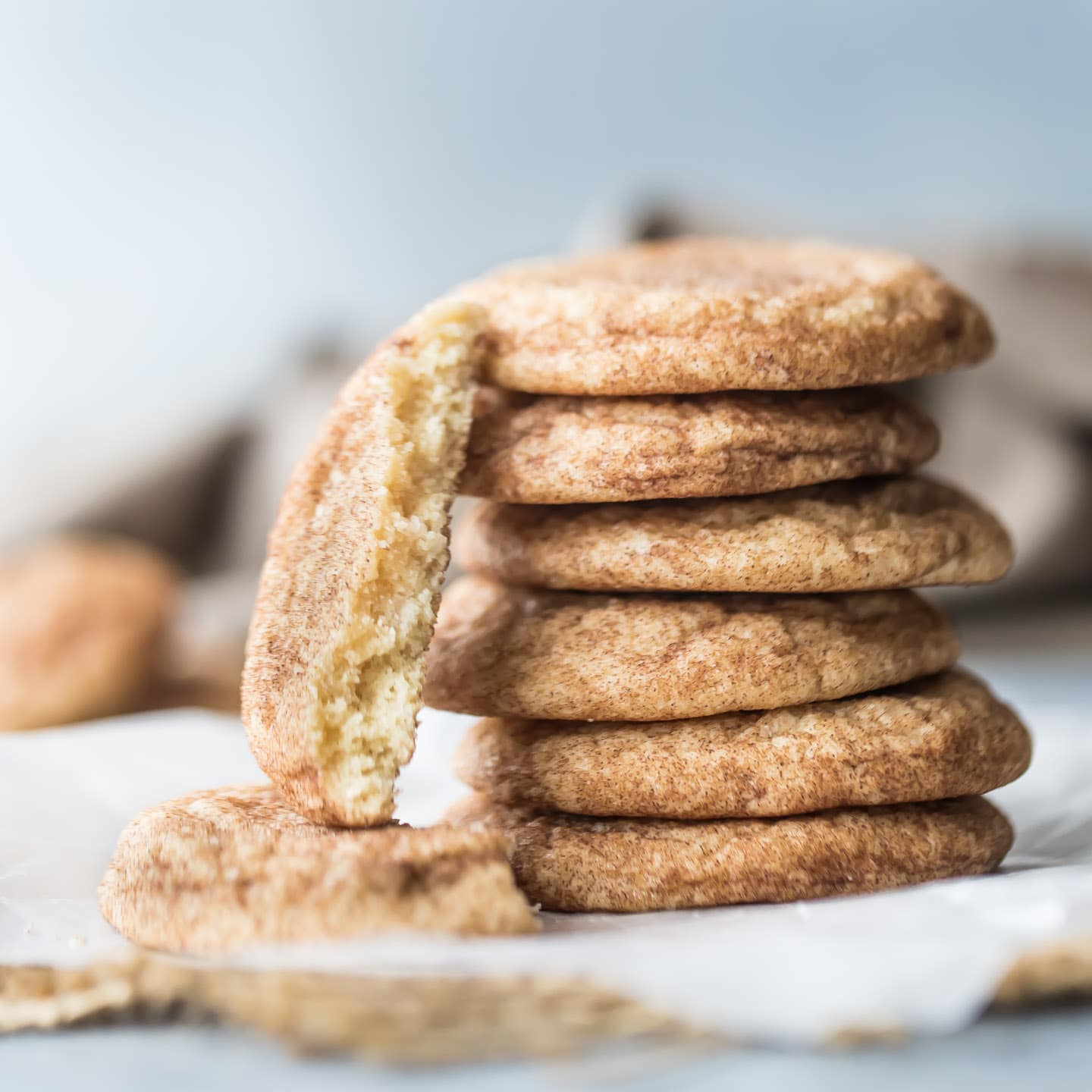 Soft Snickerdoodle Cookie Recipe Baking A Moment