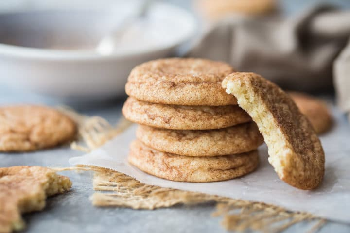 Best Snickerdoodle Cookies Recipe