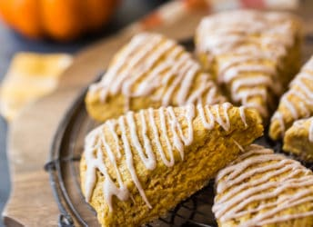Best Pumpkin Scones