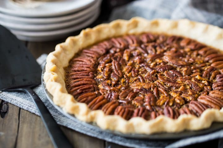 Pecan Pie Recipe No Corn Syrup