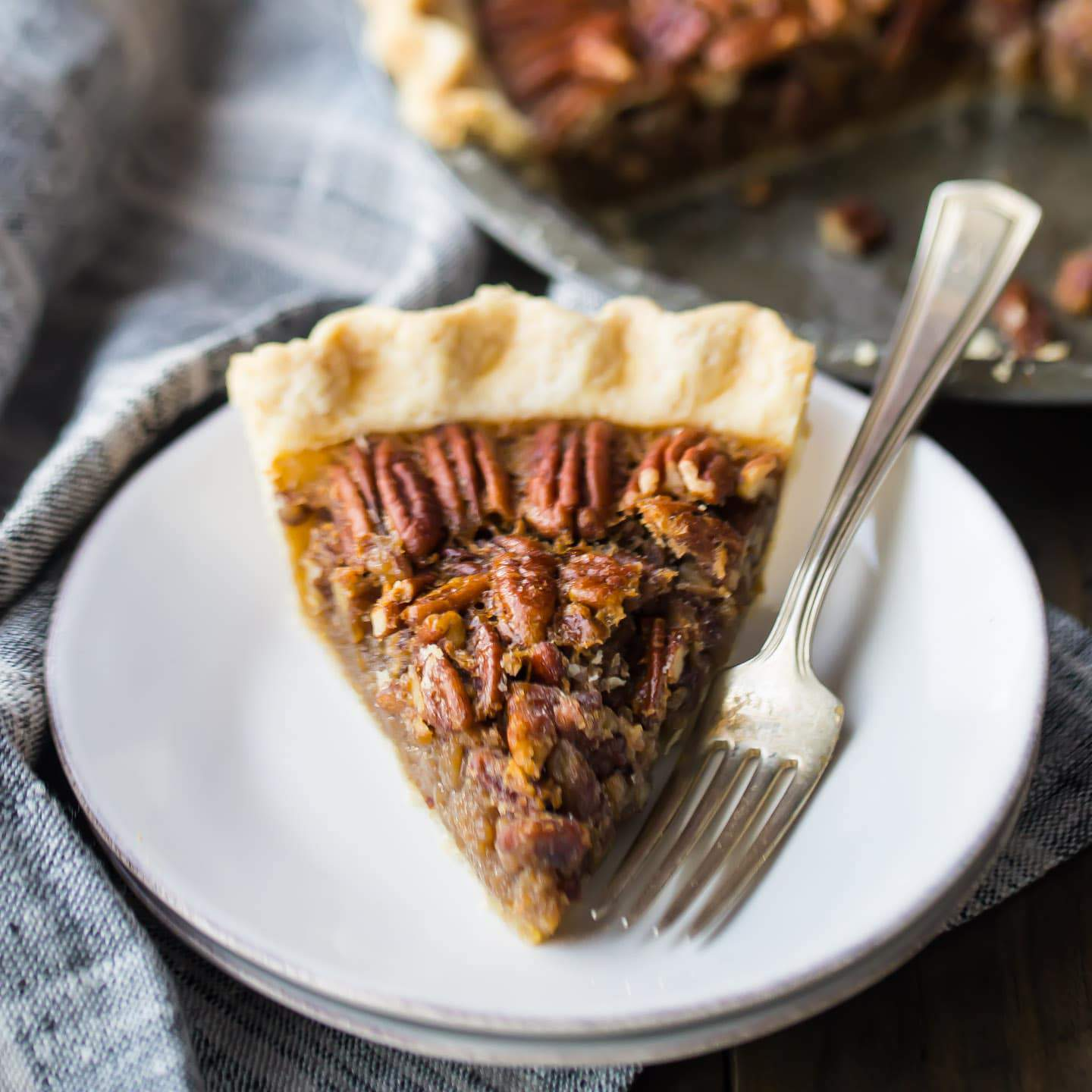 Pecan Pie Recipe Baking A Moment