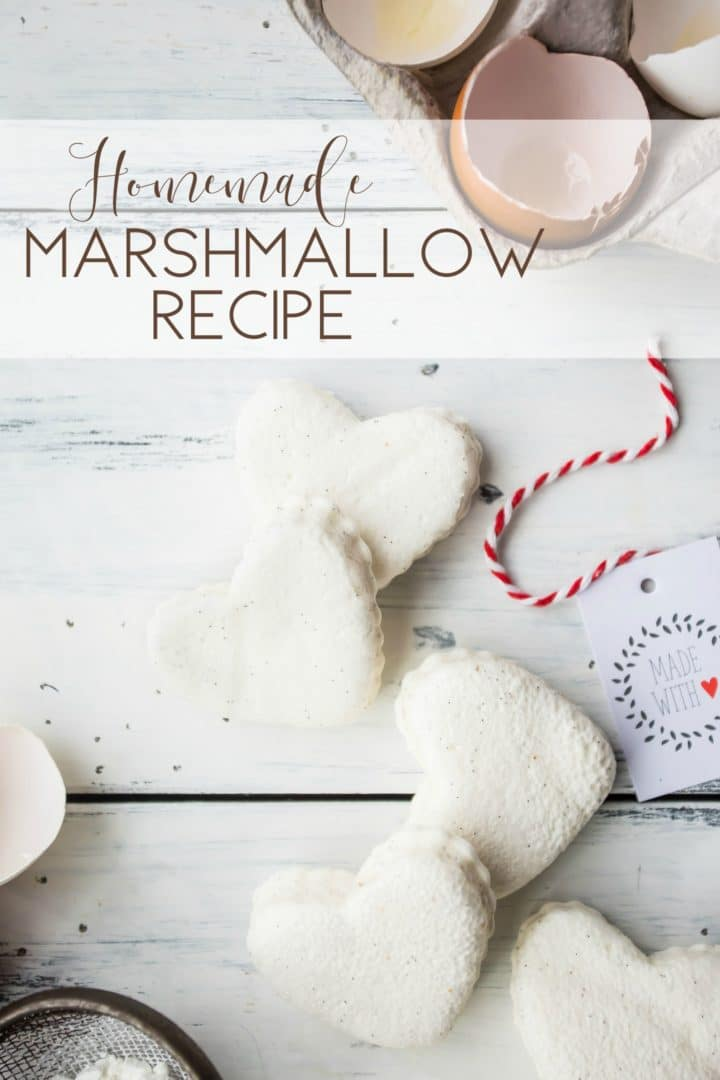 Fluffy Marshmallow Recipe