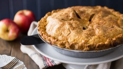 Apple Pie Recipe Thumbnail