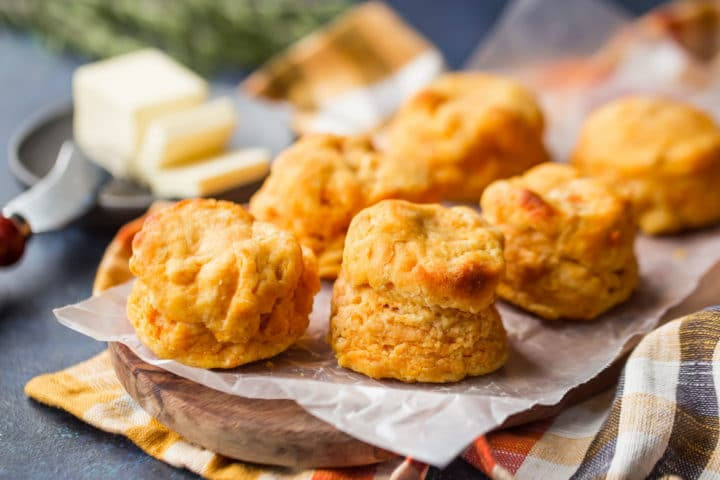 Buttermilk Sweet Potato Biscuits Recipe