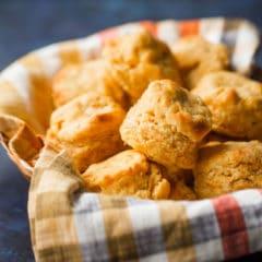 Best Sweet Potato Biscuits Recipe