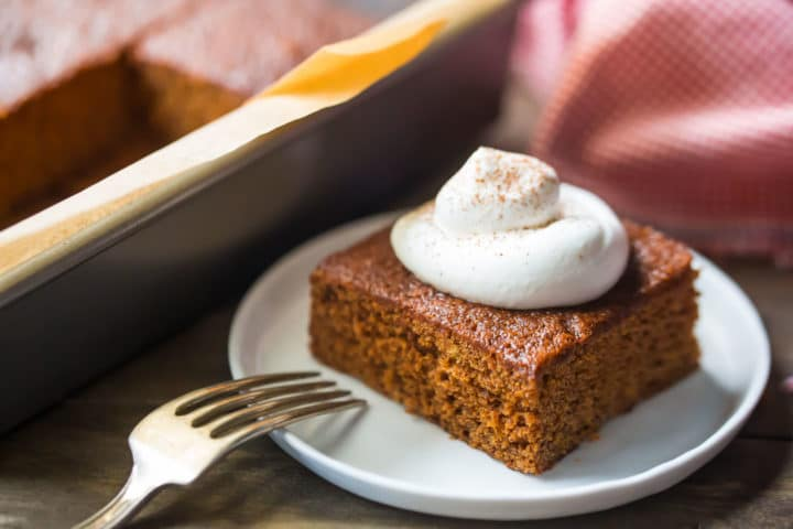 Classic Gingerbread Cake Recipe