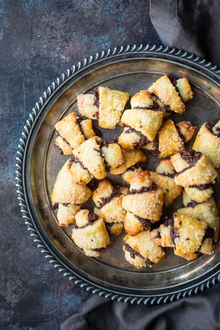 Traditional Rugelach Recipe