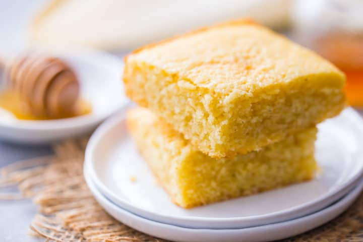 Light Fluffy Cornbread Recipe