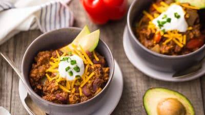 Really Good Chili Recipe