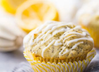 Best Lemon Poppy Seed Muffins Recipe