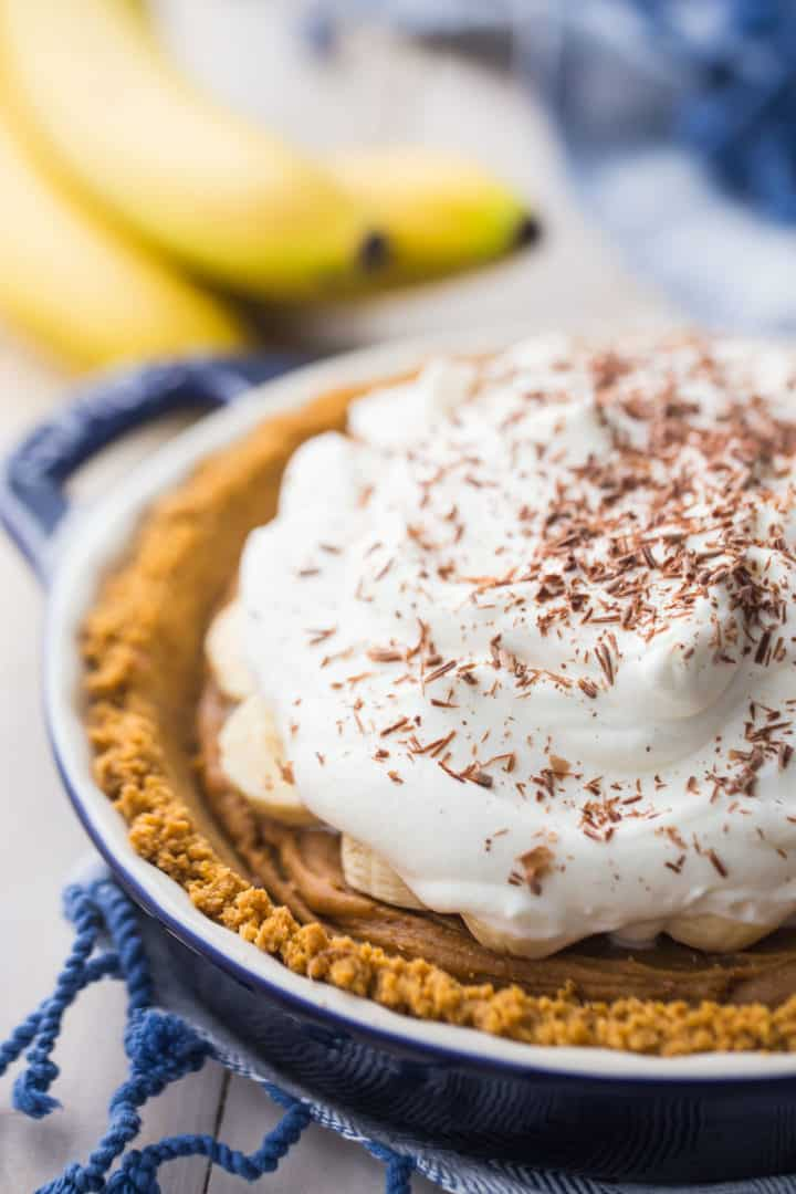 Traditional Banoffee Pie Recipe