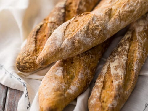 Crusty French Baguette Recipe Perfect Results So Easy Baking A Moment