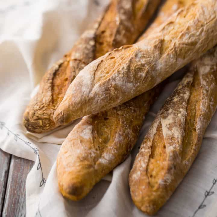 Best French Baguette Recipe