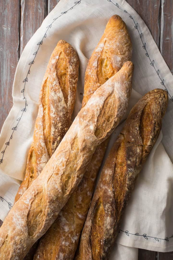 Authentic French Baguette Recipe