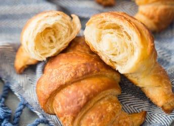 Croissant Recipe Easy