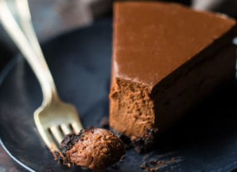 Best Chocolate Cheesecake Recipe