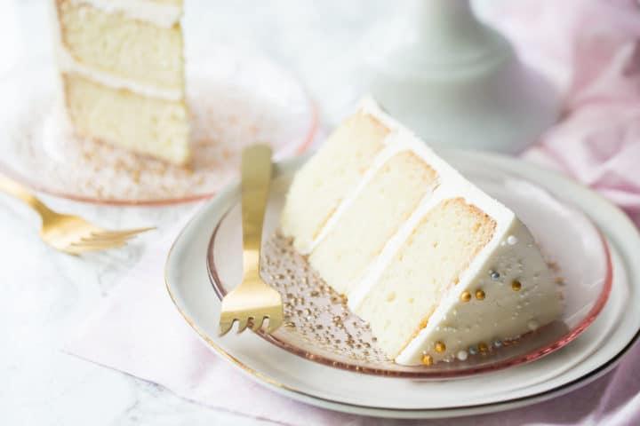 White Almond Wedding Cake.White Cake Recipe Easy To Make So Moist Baking A Moment