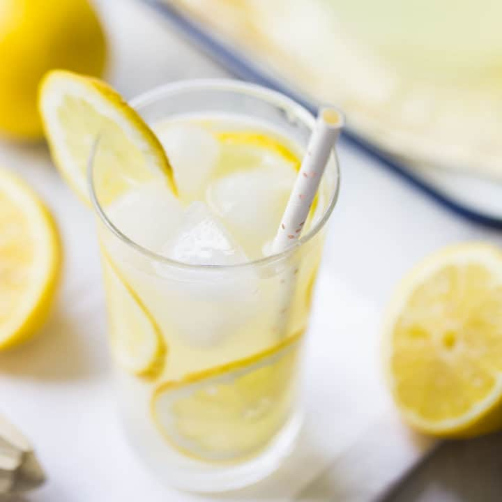 How To Make Lemonade So Easy So Refreshing Baking A Moment