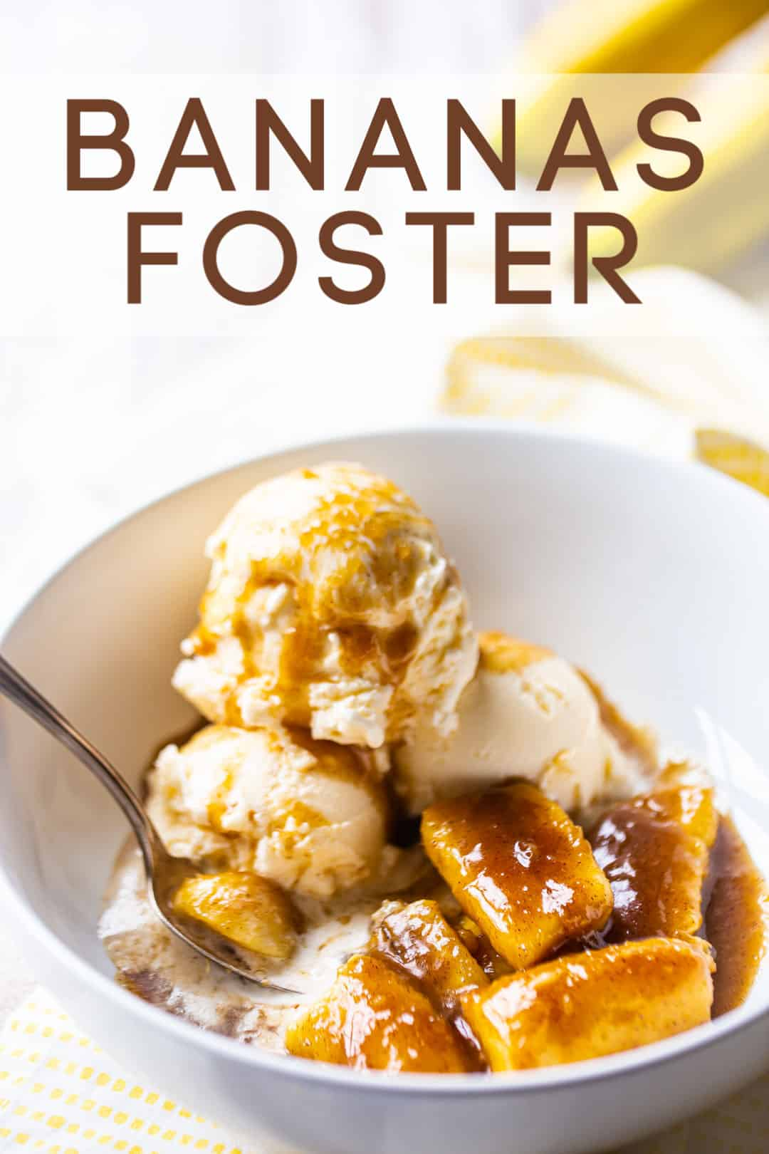 Bananas Foster A New Orleans Classic Baking A Moment