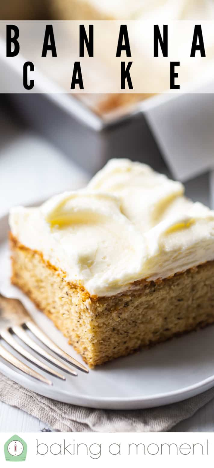 How to make banana cake (pin1).